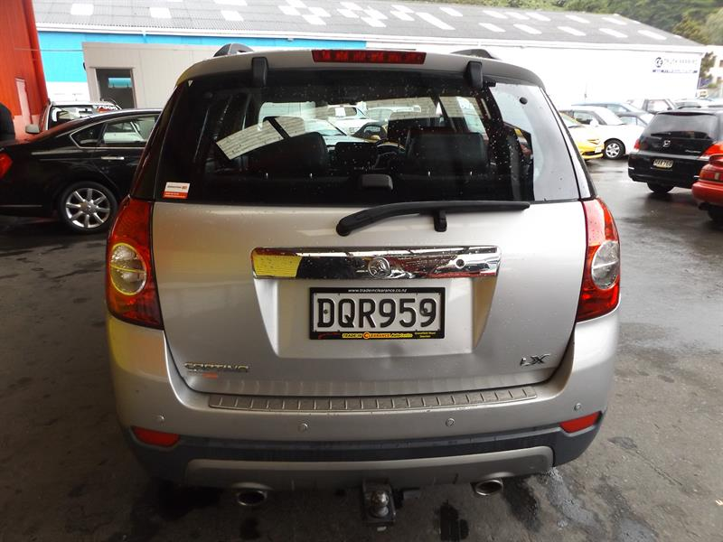 2006 Holden Captiva Lx 32l 7 Seater Leather Trade In Clearance